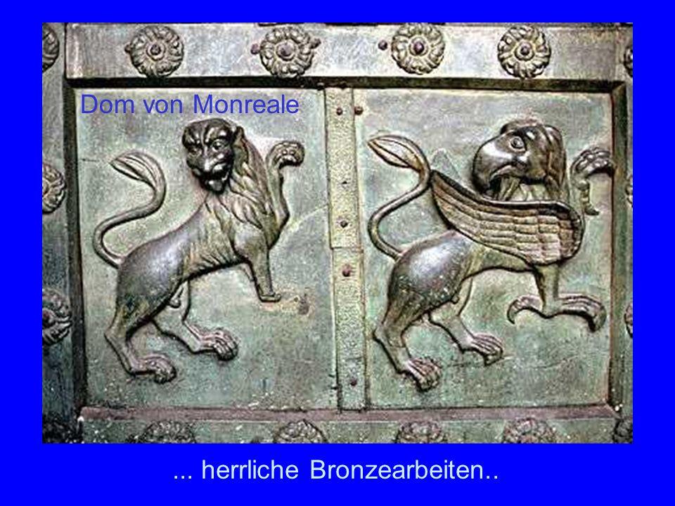 ... herrliche Bronzearbeiten..