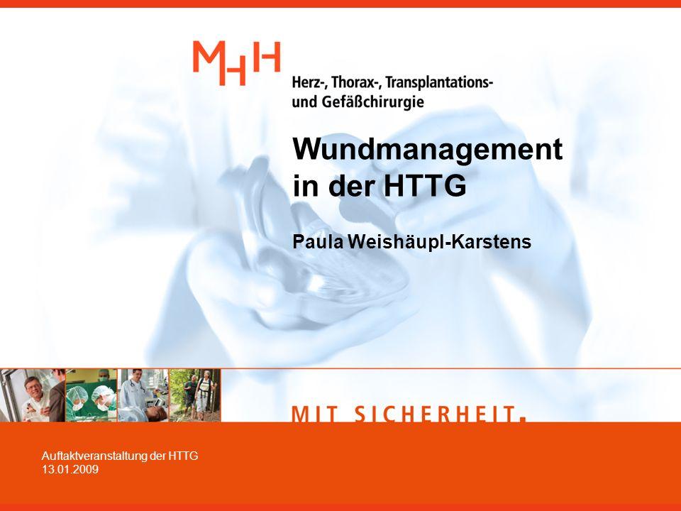 Wundmanagement in der HTTG Paula Weishäupl-Karstens