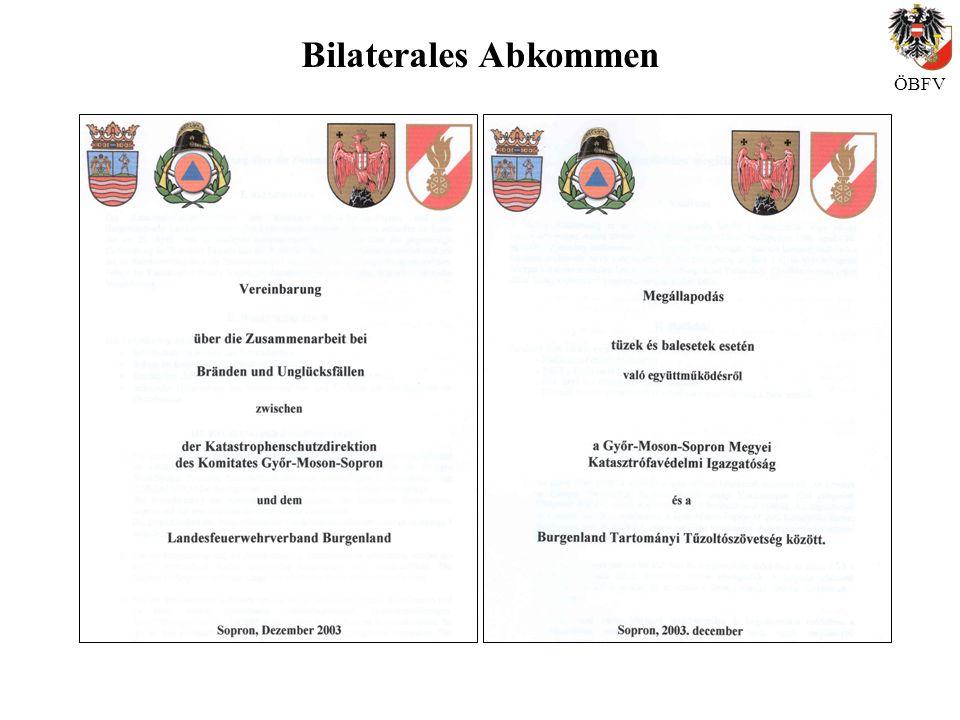 ÖBFV Bilaterales Abkommen