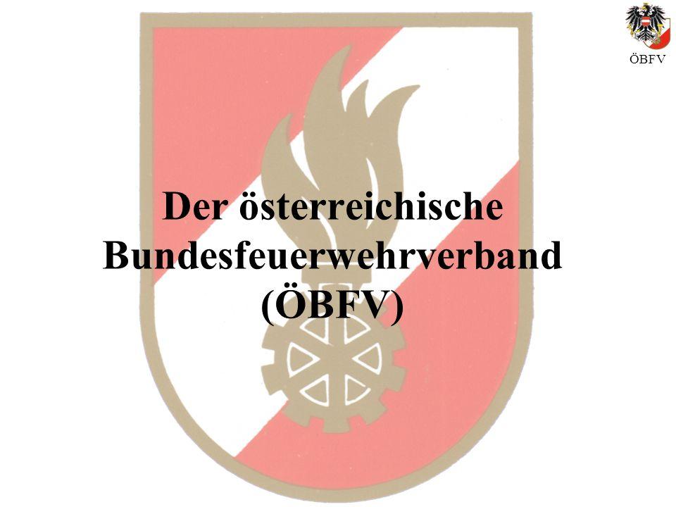 Der österreichische Bundesfeuerwehrverband (ÖBFV)