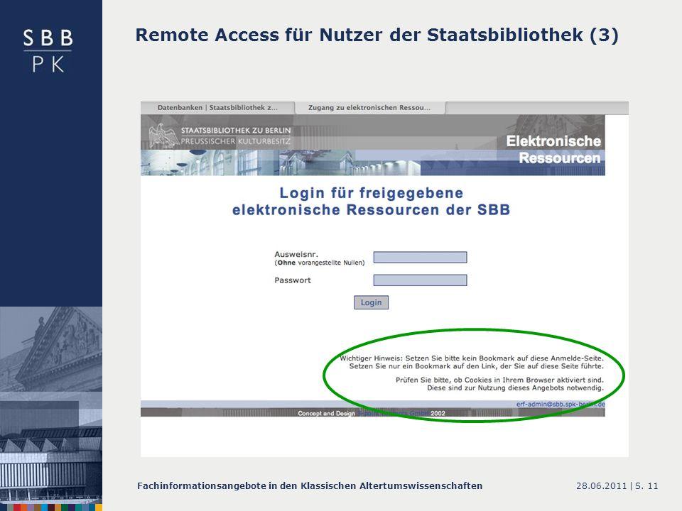 Remote Access für Nutzer der Staatsbibliothek (3)