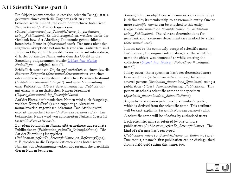 3.11 Scientific Names (part 1)