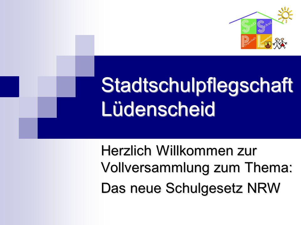 Stadtschulpflegschaft Lüdenscheid