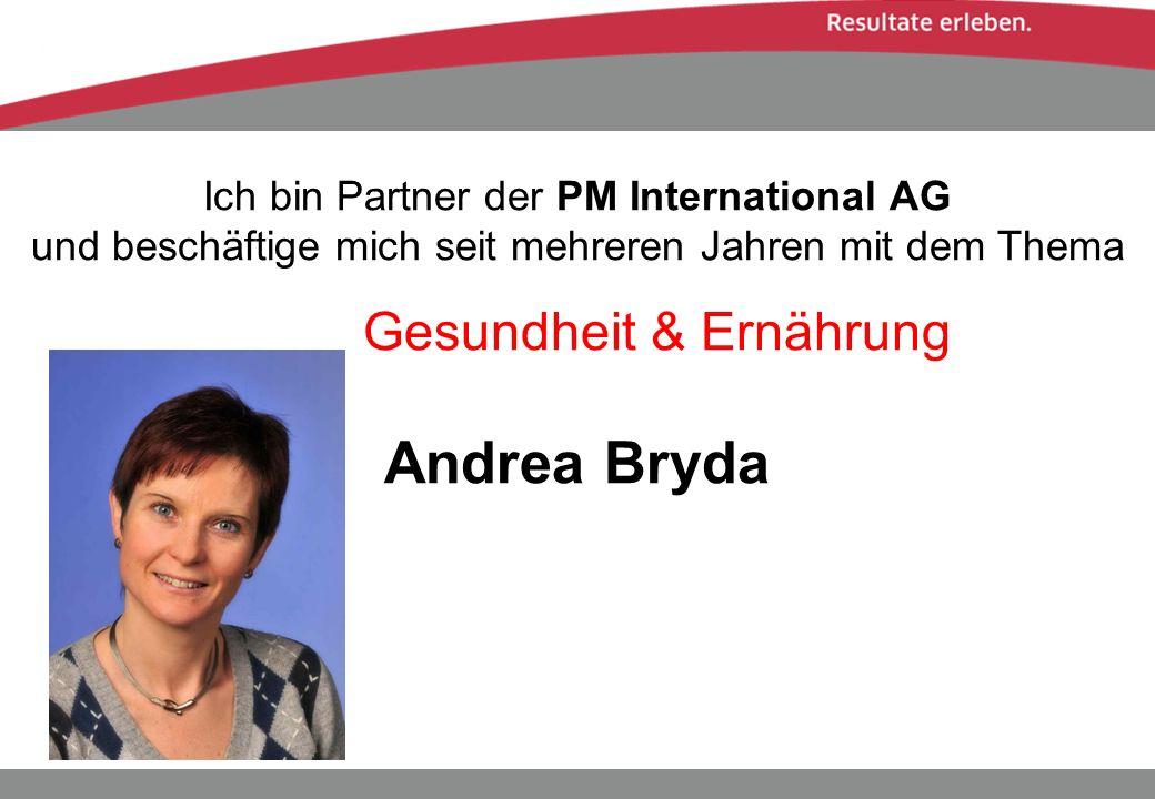 Andrea Bryda Gesundheit & Ernährung