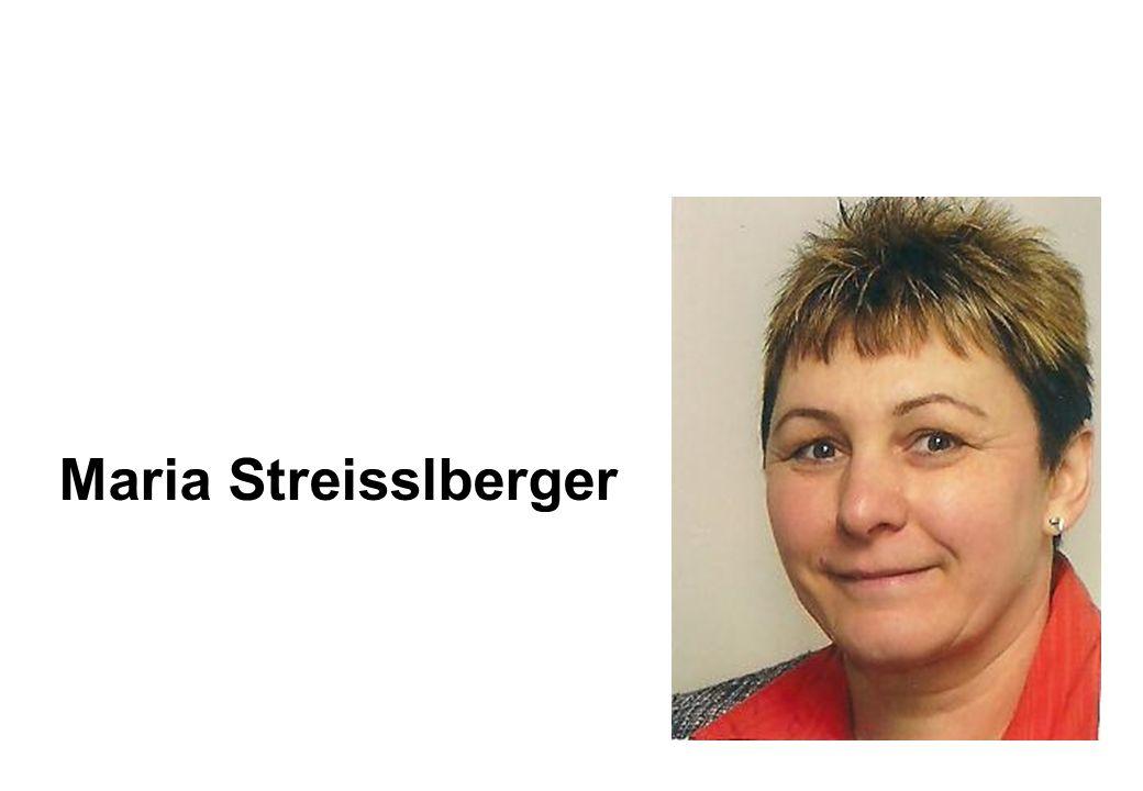 Maria Streisslberger
