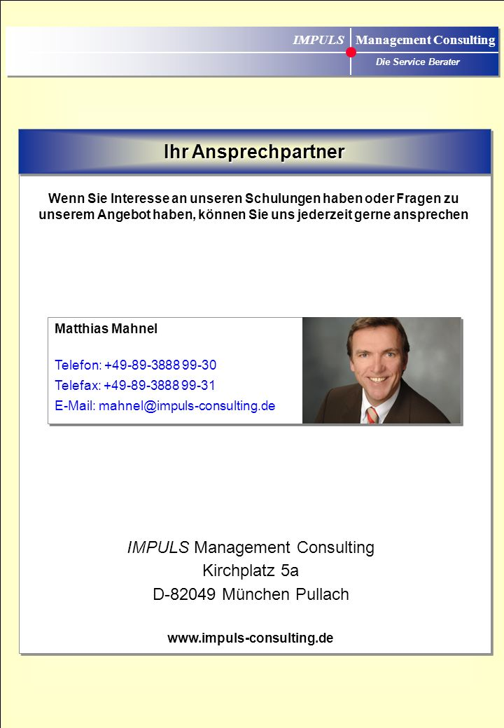 IMPULS Management Consulting