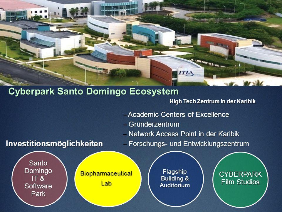 Parque Cibernético de Santo Domingo