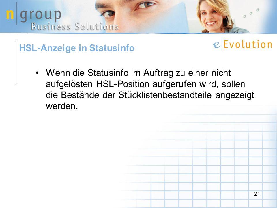 HSL-Anzeige in Statusinfo