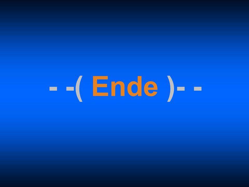- -( Ende )- -