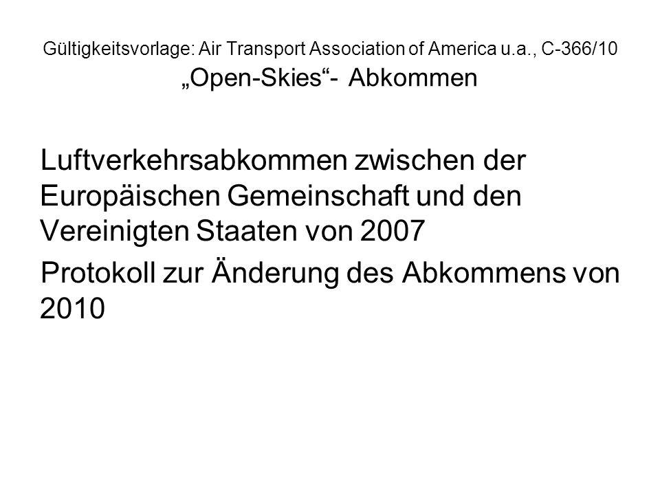 Protokoll zur Änderung des Abkommens von 2010