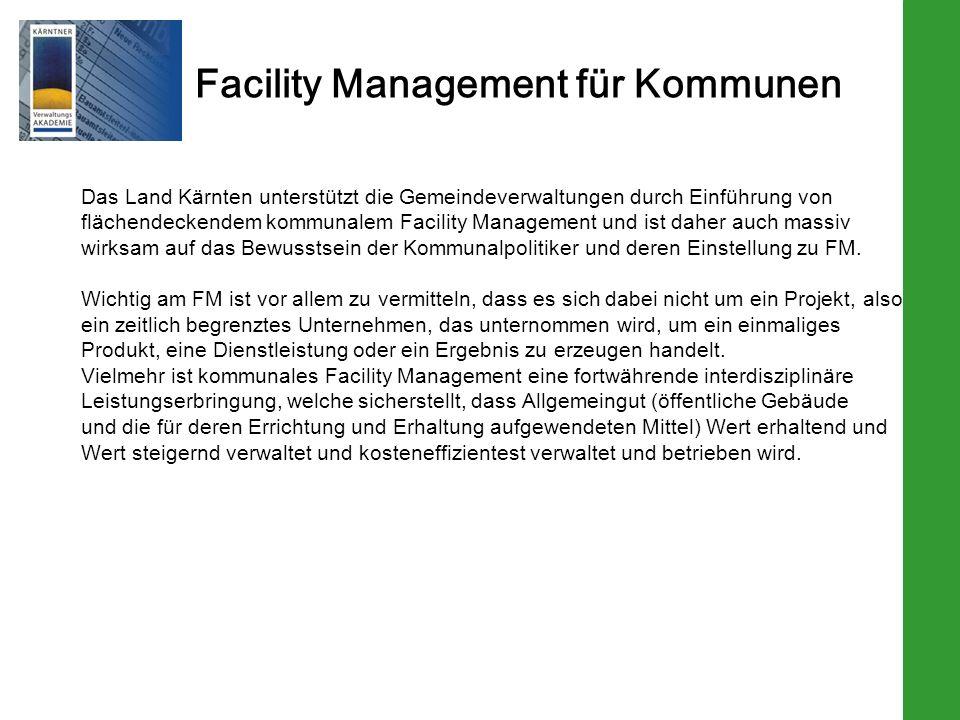 Das Land Kärnten unterstützt die Gemeindeverwaltungen durch Einführung von
