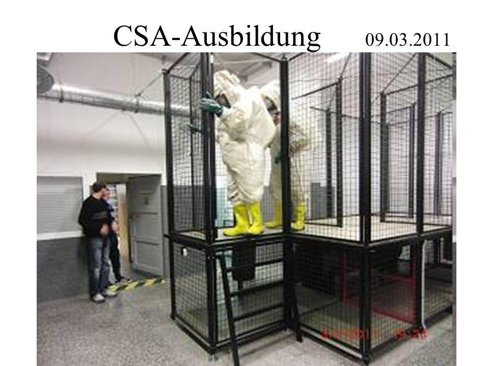 CSA-Ausbildung 09.03.2011
