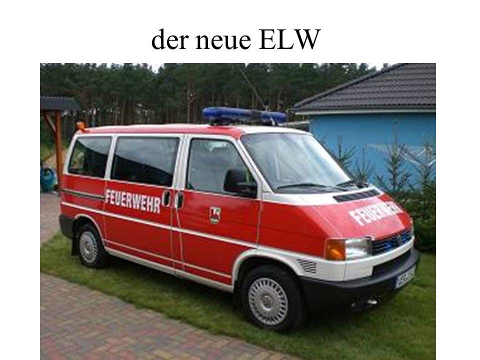 der neue ELW