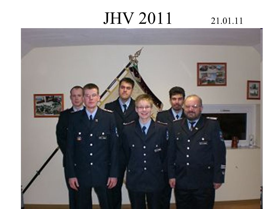 JHV 2011 21.01.11