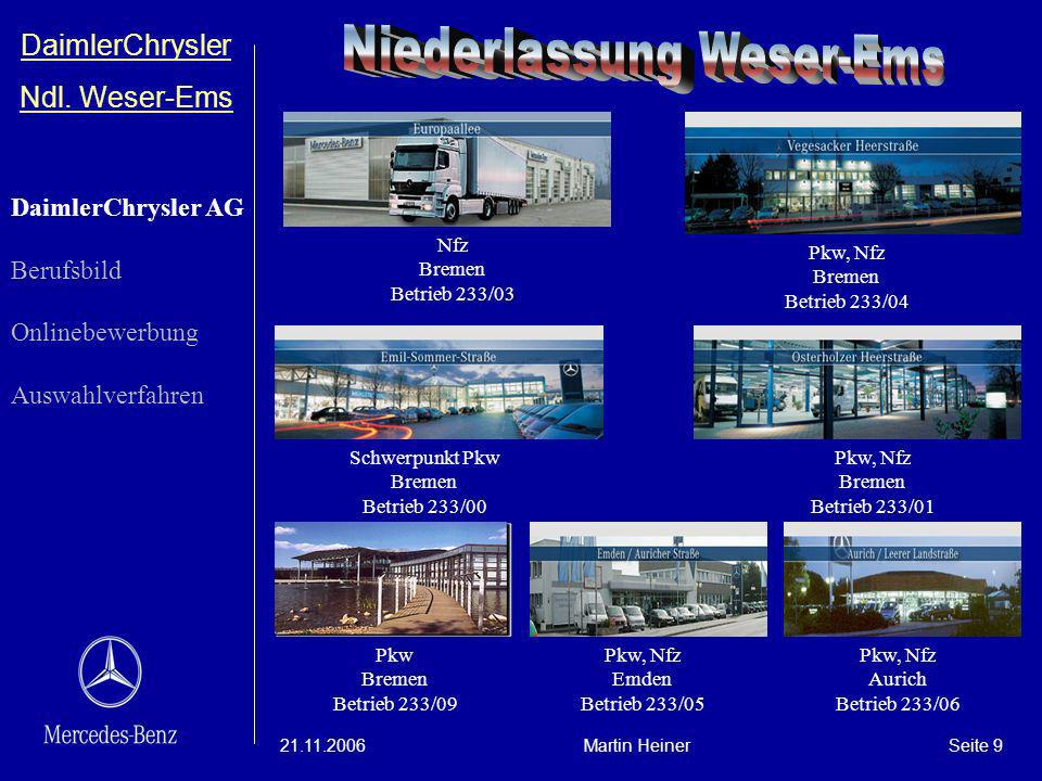 Niederlassung Weser-Ems