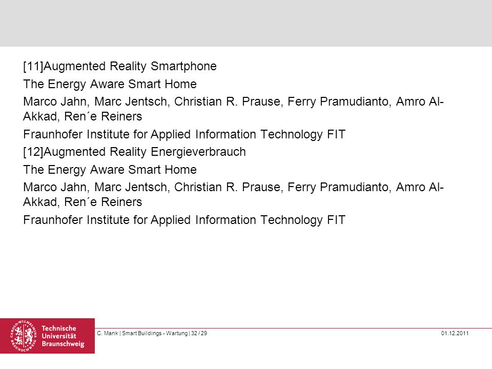 [11]Augmented Reality Smartphone The Energy Aware Smart Home Marco Jahn, Marc Jentsch, Christian R.