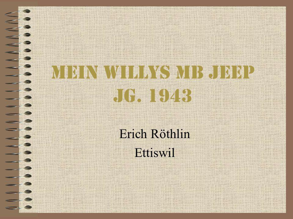 Erich Röthlin Ettiswil