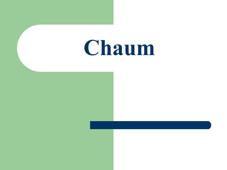 Chaum