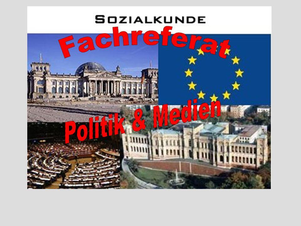 Fachreferat Politik & Medien