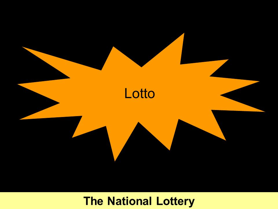 Lotto The National Lottery