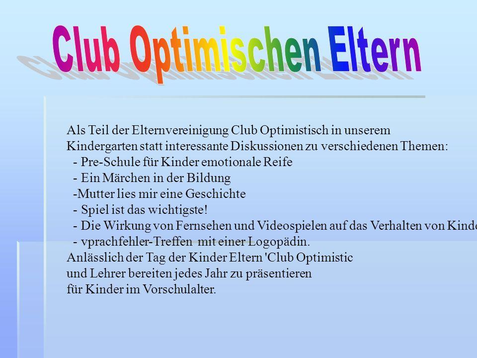 Club Optimischen Eltern