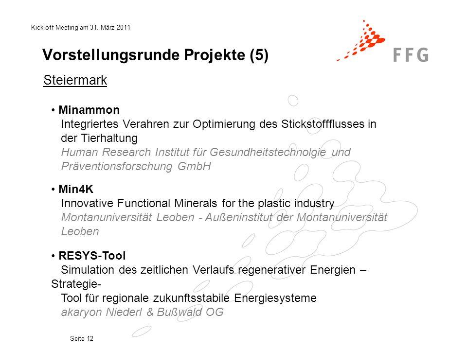 Vorstellungsrunde Projekte (5)