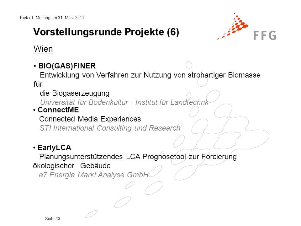 Vorstellungsrunde Projekte (6)