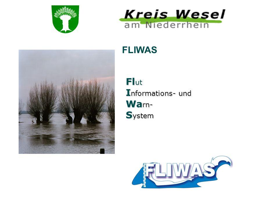FLIWAS Flut Informations- und Warn- System