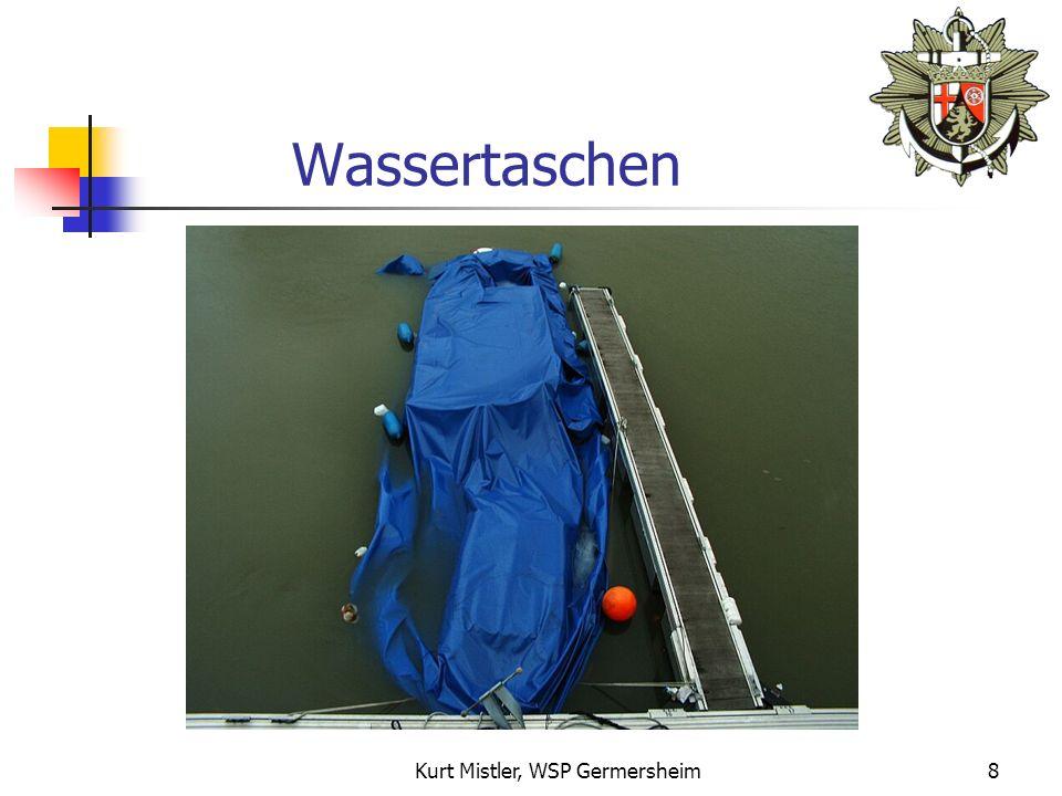 Kurt Mistler, WSP Germersheim