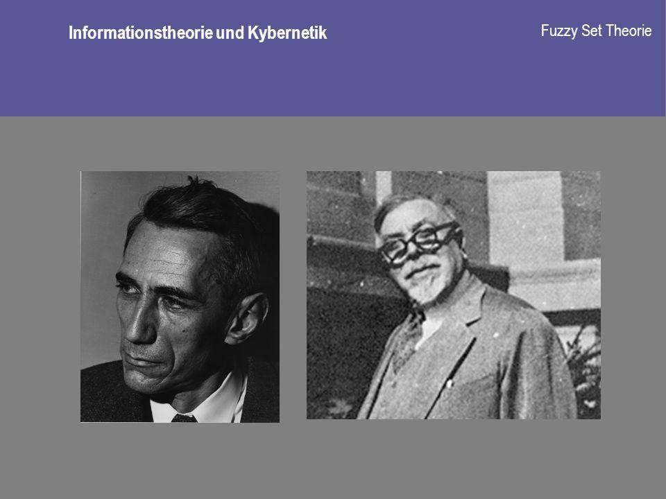Informationstheorie und Kybernetik