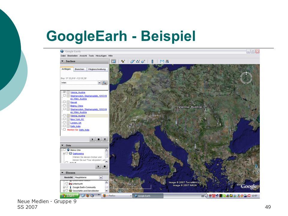 GoogleEarh - Beispiel Auslagerbar falls zu lange dauert