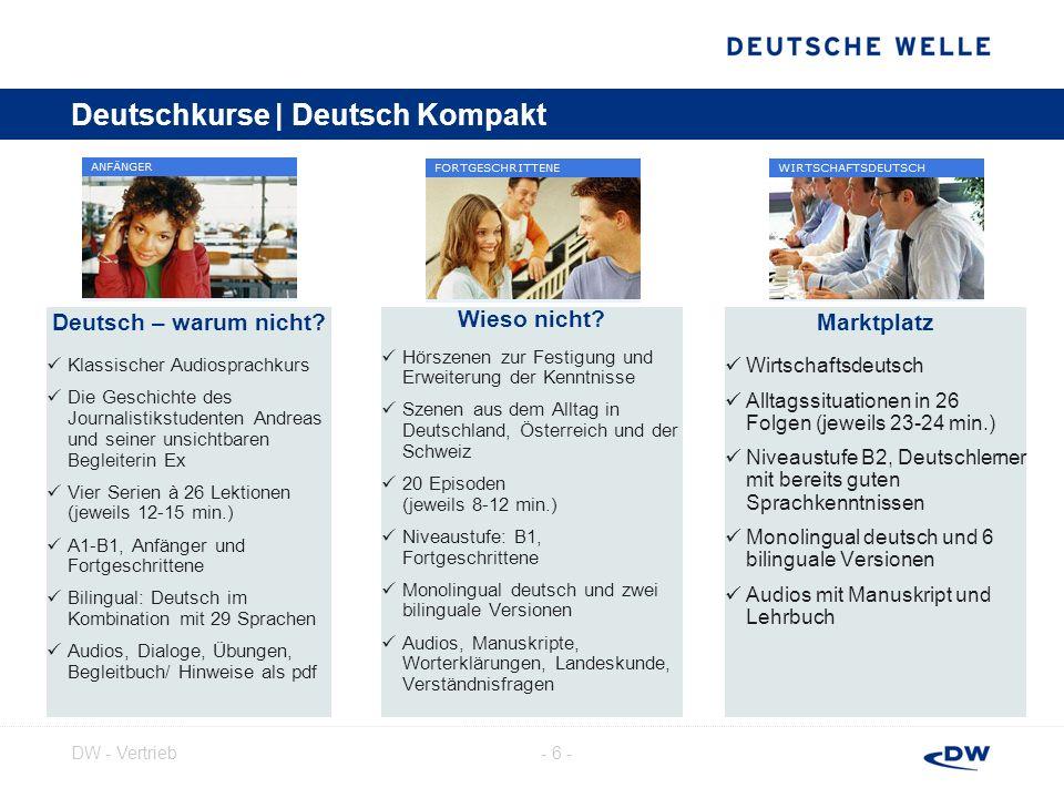 Deutschkurse | Deutsch Kompakt
