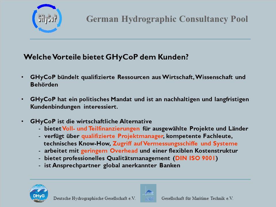 Welche Vorteile bietet GHyCoP dem Kunden