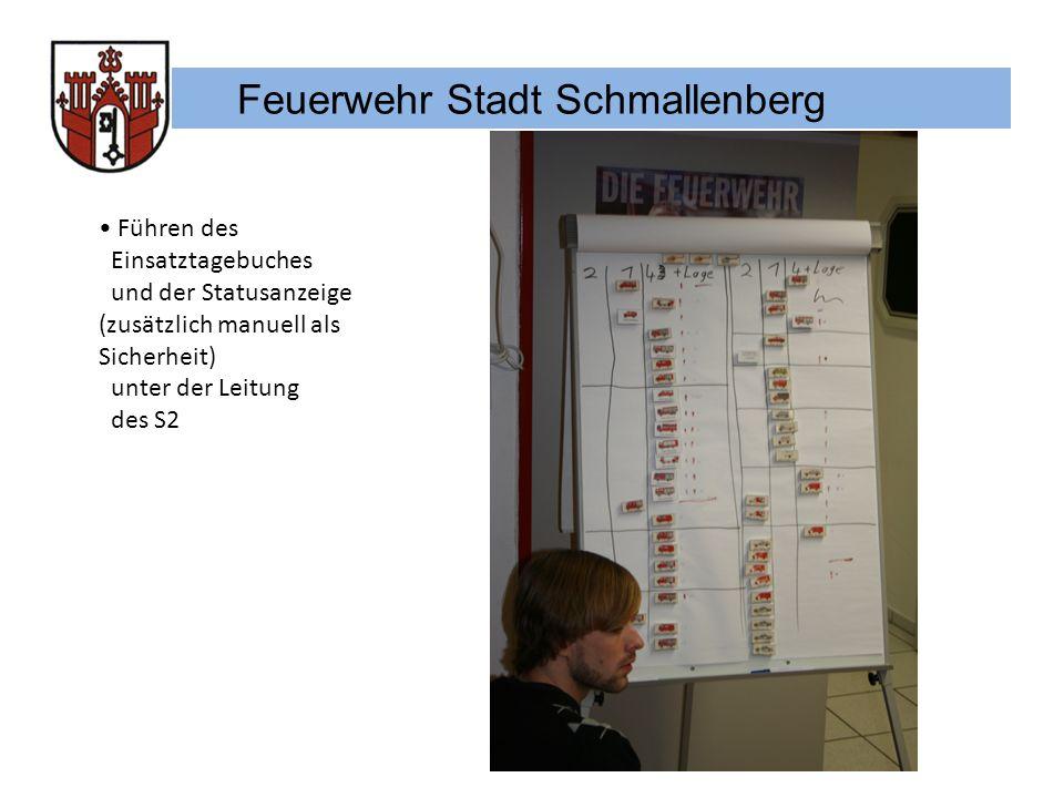 Feuerwehr Stadt Schmallenberg