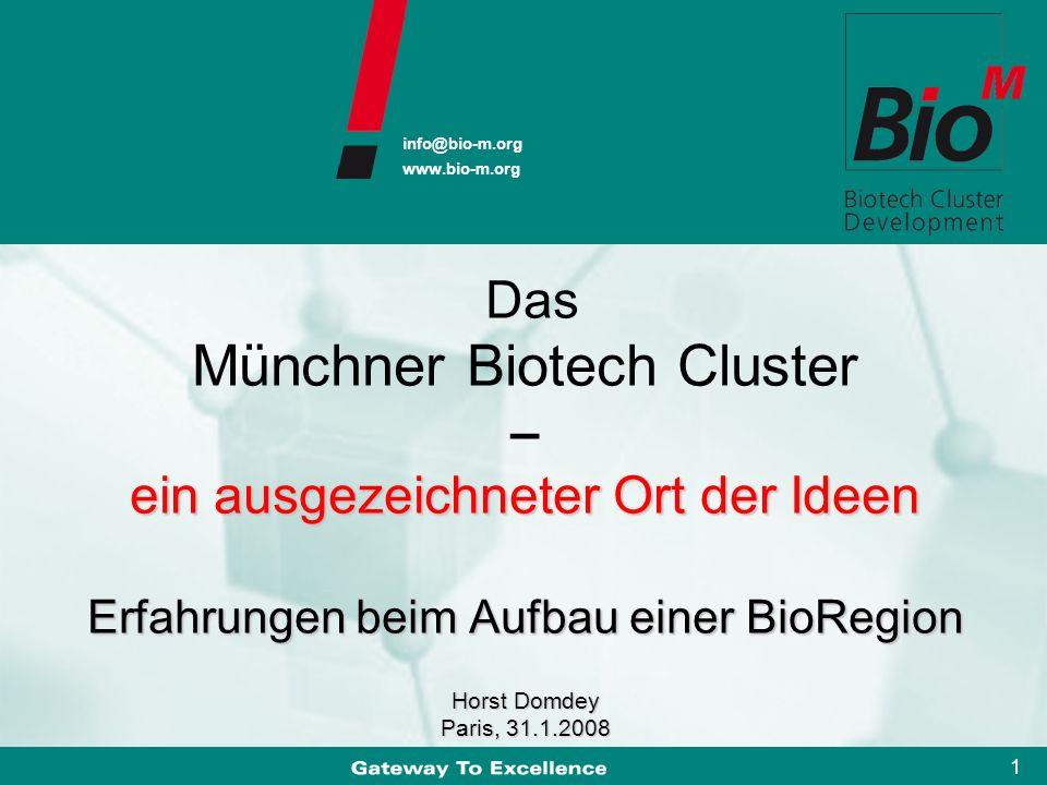 info@bio-m.org www.bio-m.org.