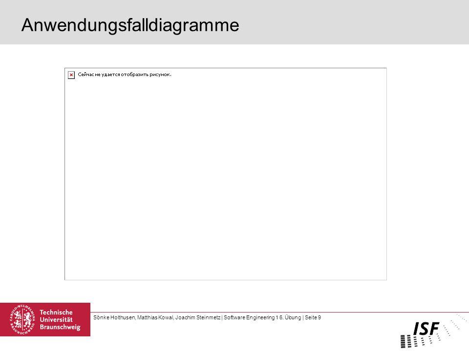 Anwendungsfalldiagramme
