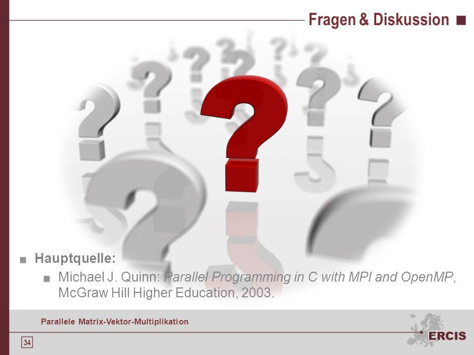 Fragen & Diskussion Hauptquelle: