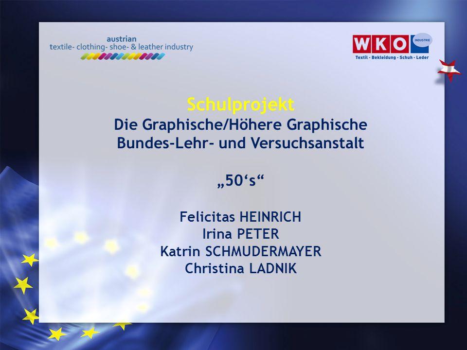 Die Graphische/Höhere Graphische Bundes-Lehr- und Versuchsanstalt