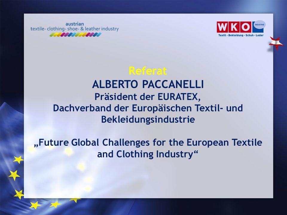 Dachverband der Europäischen Textil- und Bekleidungsindustrie