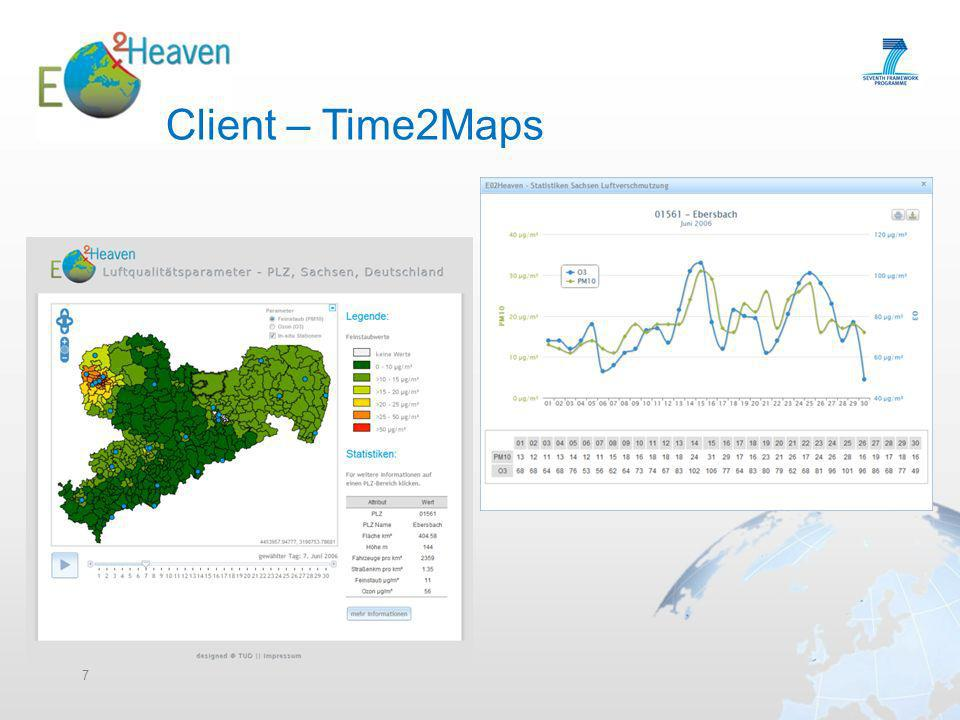 Client – Time2Maps