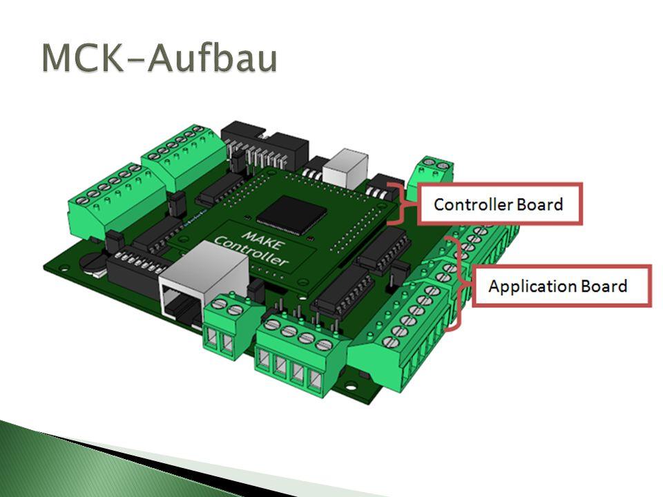 MCK-Aufbau
