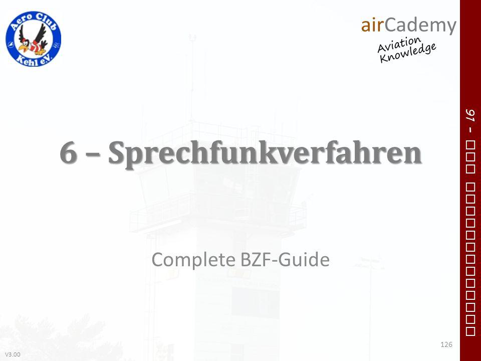 6 – Sprechfunkverfahren