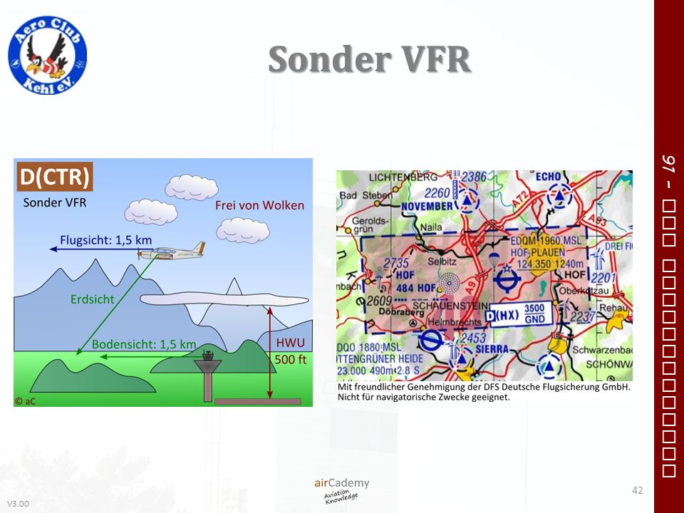 Sonder VFR