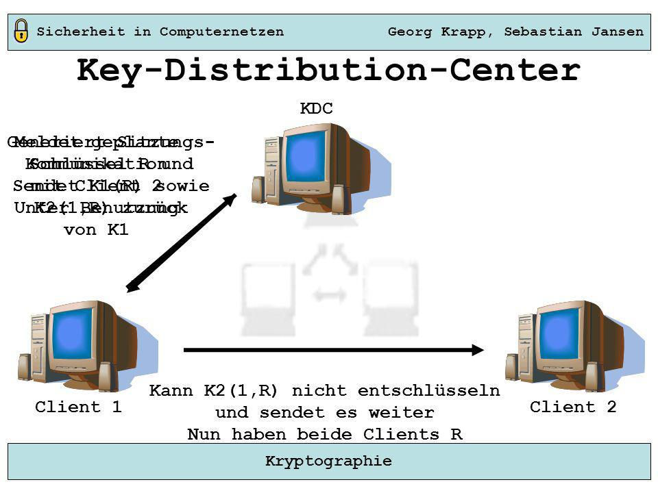 Key-Distribution-Center