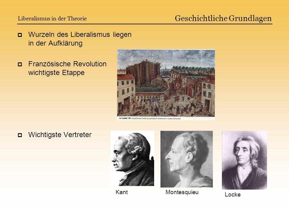 Geschichtliche Grundlagen