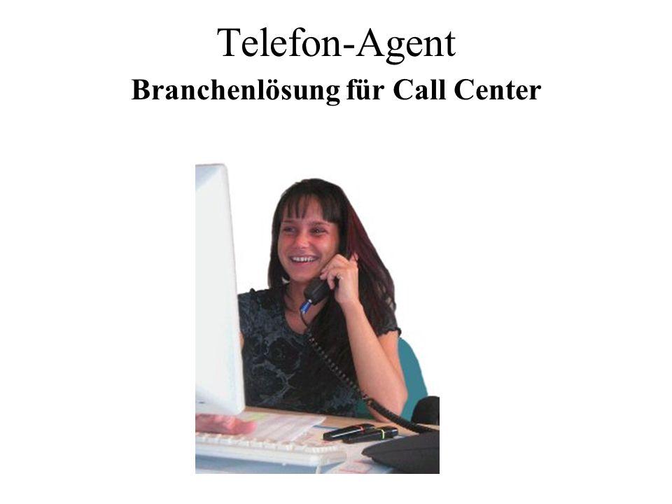 Branchenlösung für Call Center