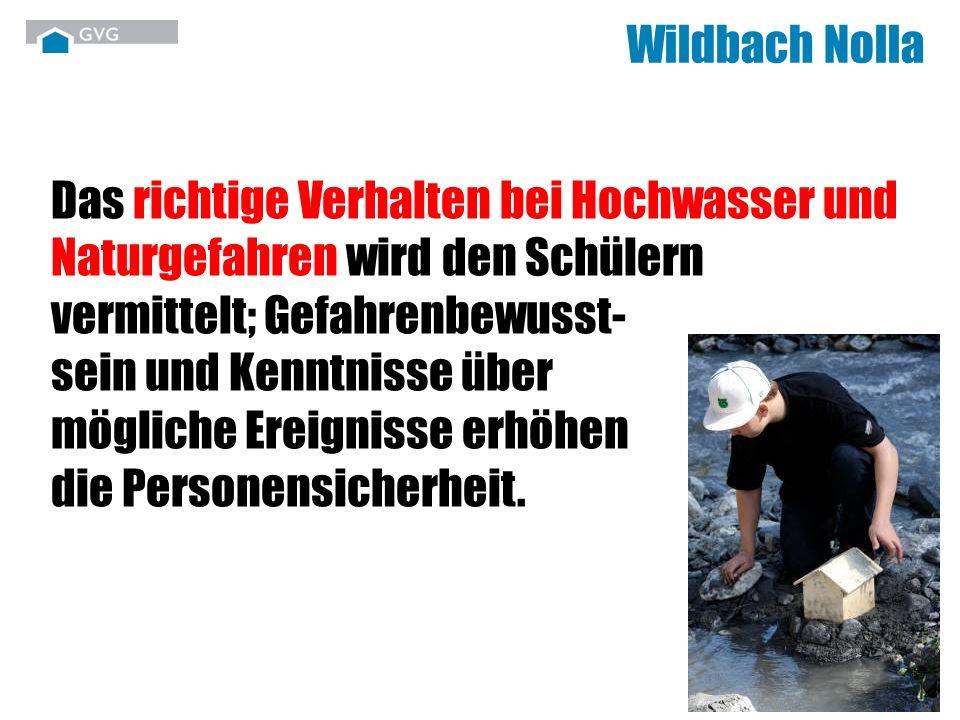 Wildbach Nolla