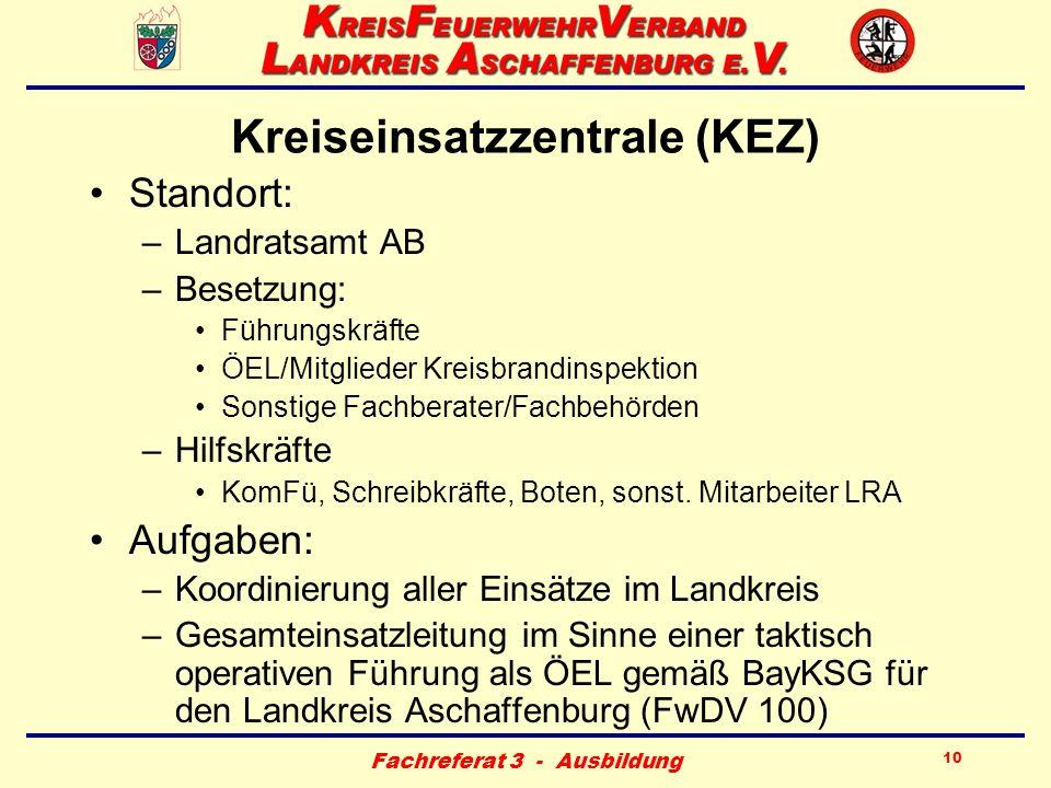 Kreiseinsatzzentrale (KEZ)