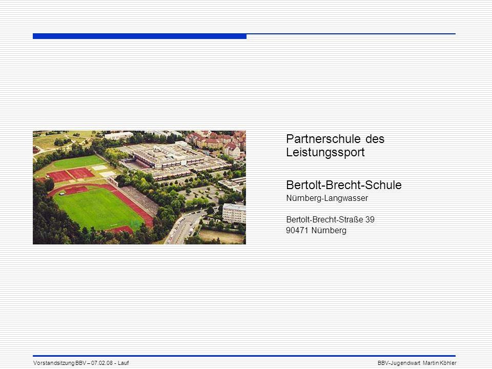 Partnerschule des Leistungssport