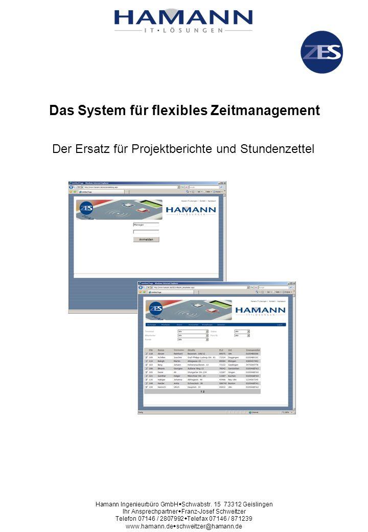 Das System für flexibles Zeitmanagement